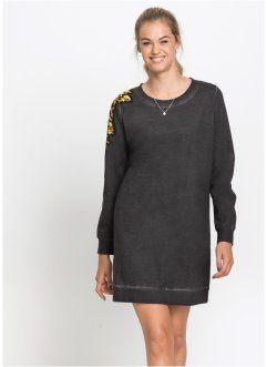 Robe sweat avec broderie, RAINBOW
