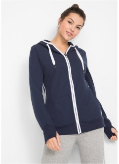 Veste sweat à capuche, bpc bonprix collection