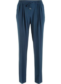 Pantalon taille extensible à pinces, bpc bonprix collection