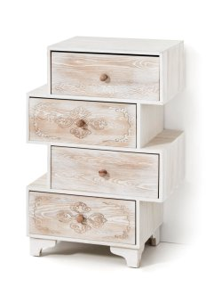 Commode Franzi 4 tiroirs, bpc living
