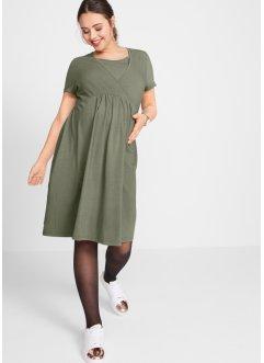 Vêtement grossesse grande taille confortable – bonprix 70134bb6cc7