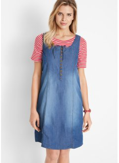 34dc60a478a9 Les robes en jean modifient leur style avec bonprix