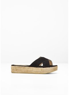 Espadrilles à plateforme, bpc bonprix collection