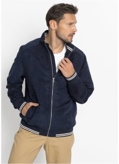 Blouson en synthétique imitation cuir velours, bpc bonprix collection
