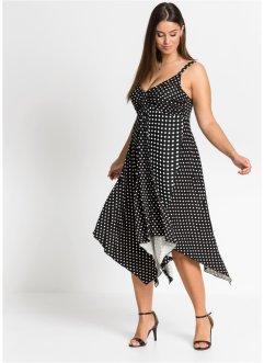 6f32aea9d83 Femme - Grandes tailles - Mode - Robes - Robes de soirée. Robe avec base  asym eacute trique