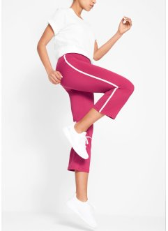 Pantalon de sport fonctionnel 3/4, niveau 2, bpc bonprix collection