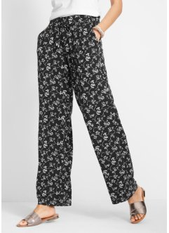 Pantalon palazzo, bpc bonprix collection