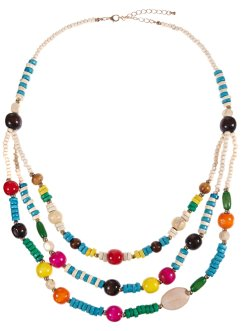 Collier multi-rangs, RAINBOW