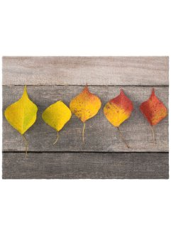 Tapis de protection motifs feuilles, bpc living bonprix collection