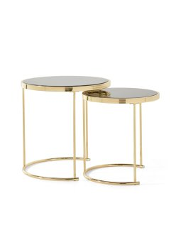 Tables d'appoint (Ens. 2 pces), bpc living bonprix collection