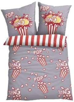 Parure de lit réversible Popcorn, bpc living bonprix collection