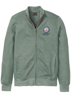 Gilet sweat à col montant, bpc selection