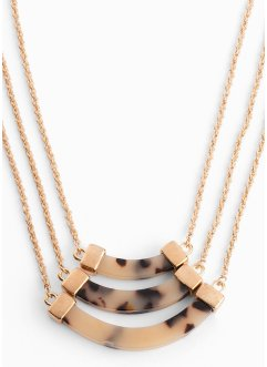 Collier trois rangs, bpc bonprix collection