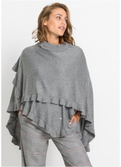 Poncho à teneur cachemire, bpc bonprix collection