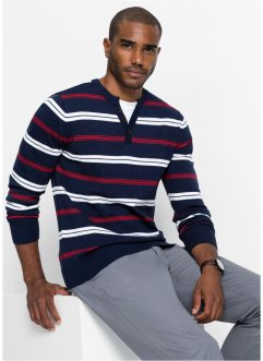 Pull style double épaisseur, bpc bonprix collection