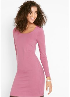 Robe jersey extensible manches longues, bpc bonprix collection