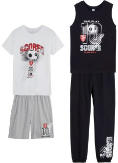 Tenue de sport (Ens. 4 pces.), bpc bonprix collection