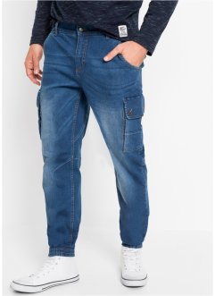 Jean extensible cargo Regular Fit, Straight, John Baner JEANSWEAR
