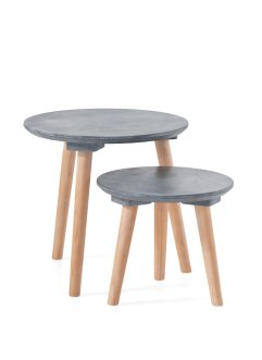 Tables basses (Ens. 2 pces.), bpc living bonprix collection