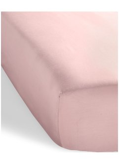 Drap-housse satin de coton, bpc living bonprix collection