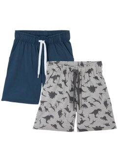 Lot de 2 bermudas fluides, bpc bonprix collection