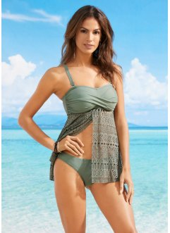 Tankini bandeau long (Ens. 2 pces.), bpc selection