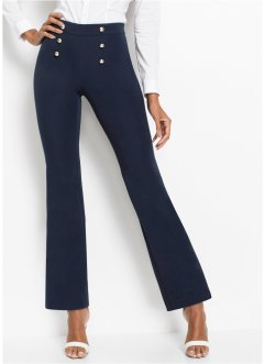 Pantalon, Flared, BODYFLIRT boutique