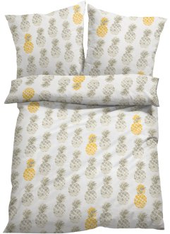 Parure de lit motif ananas, bpc living bonprix collection