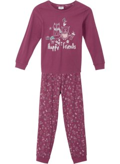 Pyjama fille (Ens. 2 pces.), bpc bonprix collection
