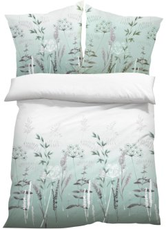 Parure de lit imprimé floral, bpc living bonprix collection