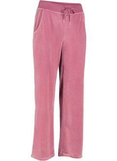 Pantalon en velours ras, matière stretch, bpc bonprix collection