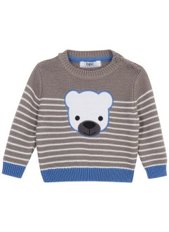 Pull en maille bébé, bpc bonprix collection