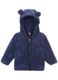 Gilet bébé en fourrure peluche, bpc bonprix collection