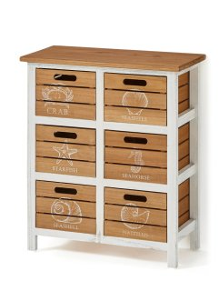 Commode 6 tiroirs, bpc living bonprix collection