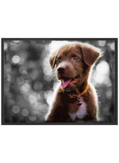 Tapis de protection motif chien, bpc living bonprix collection