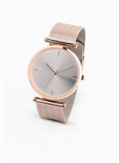 Montre bracelet en mesh, bpc bonprix collection