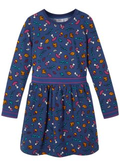Robe sweat fille coton bio, bpc bonprix collection