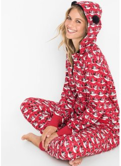 Combipyjama en sweat, bpc bonprix collection