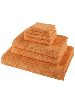 Serviettes de toilette Premium (Ens. 7 pces.), bpc living bonprix collection