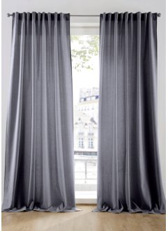 Panneau coton raccourcissable (1 pce.), bpc living bonprix collection