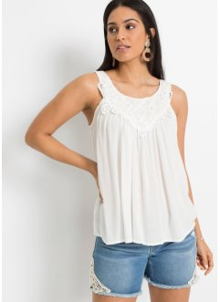 Top-blouse à dentelle, BODYFLIRT