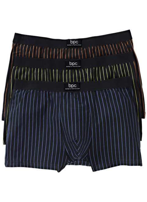 Lot de 3 boxers taille  eacute lastiqu eacute e, bpc bonprix collection 2a9ecc86083
