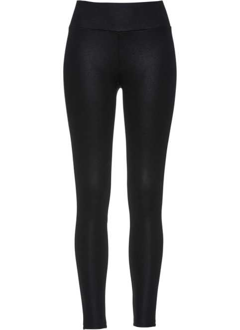 Legging brillant noir métallisé - bpc selection acheter online - bonprix.fr 6ce58f7123b
