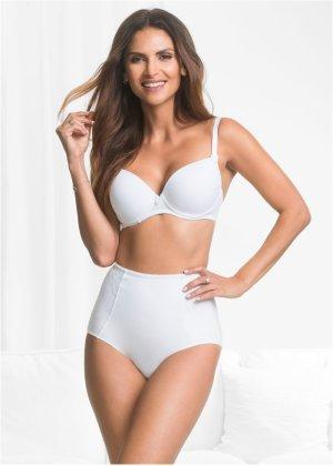 bpc bonprix collection - Nice Size Bonprix - Culotte modelante Niveau 2 blanc pour femme