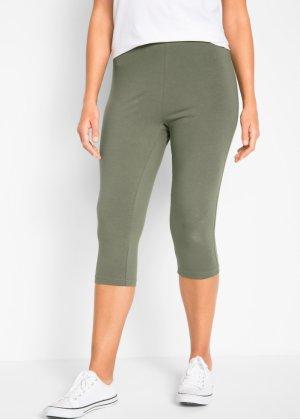 Lot de 2 leggings corsaire extensibles, bpc bonprix collection a41fc8709674