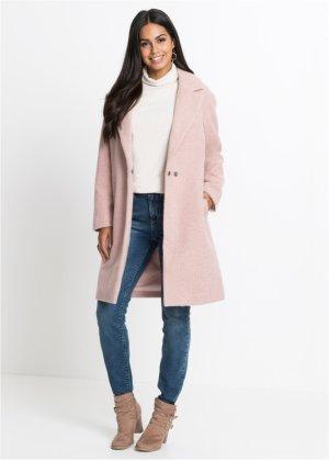 Manteau laine camel pas cher
