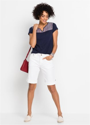 e50e18317405d1 Jean extensible confort-stretch coupe SHORT