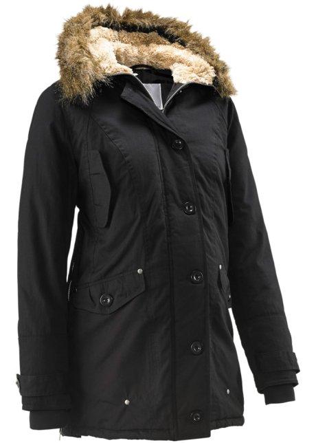 Manteau de grossesse avec capuche