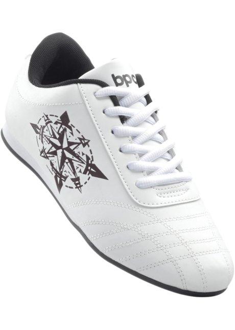 bpc bonprix collection Bonprix - Sneakers blanc pour femme