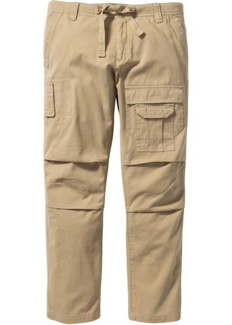 Fit Homme Regular Beige Pantalon Cargo Straight fxYnq8